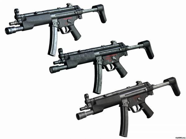 СКИН АВТОМАТА MP5 COMEBACK ДЛЯ CS: GLOBAL OFFENSIVE